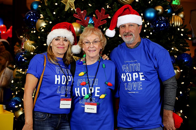 Angel Tree Christmas Party, Dec 15, 2017,   Saddleback Volunteers,  Photographer: Andrew McLaughlin