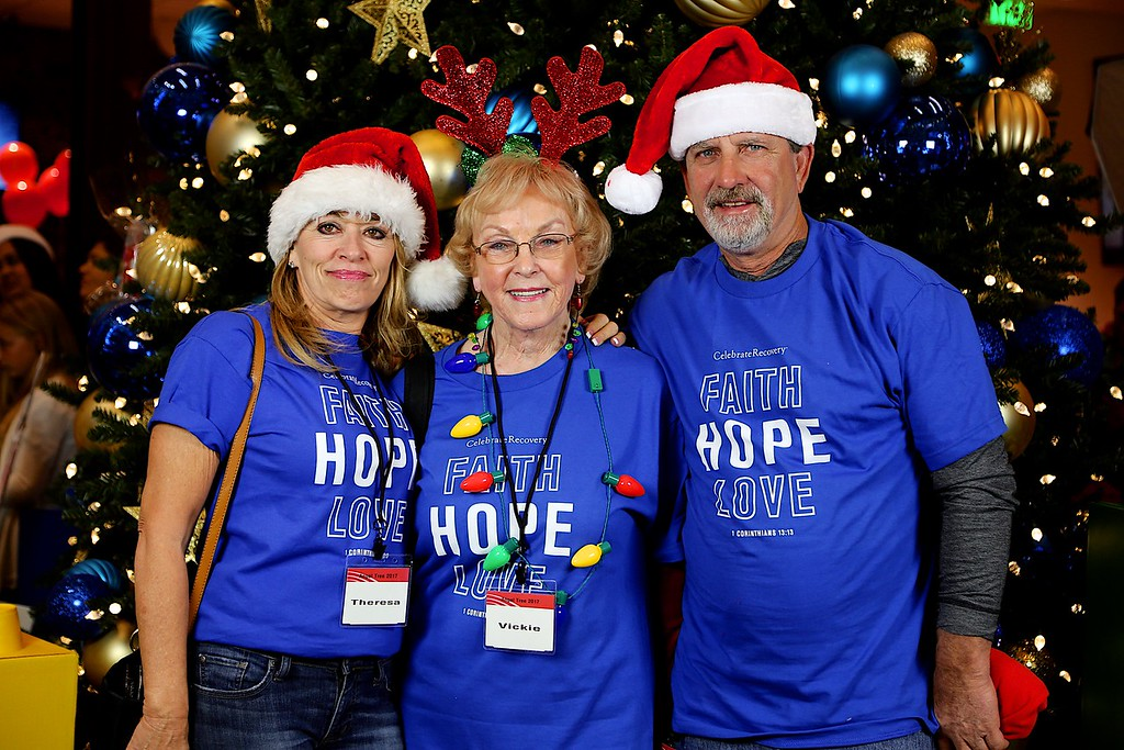 Angel Tree Christmas Party, Dec 15, 2017,   Saddleback Volunteers,   Photographer: Andrew McLaughlin
