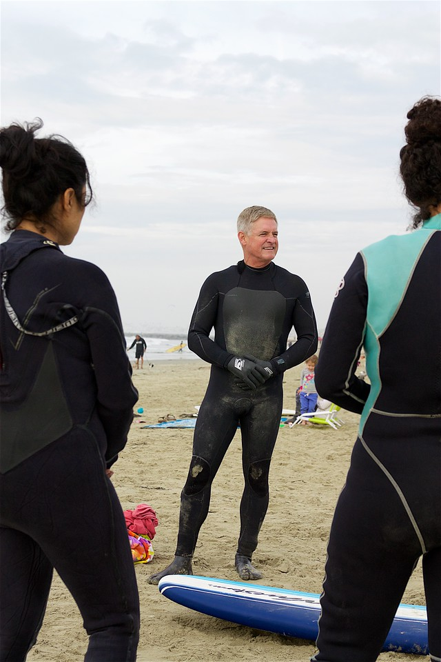 Saddleback Church Surfing Ministry Free Lessons, January, 06, 2018,  Photographer: David Bremmer
