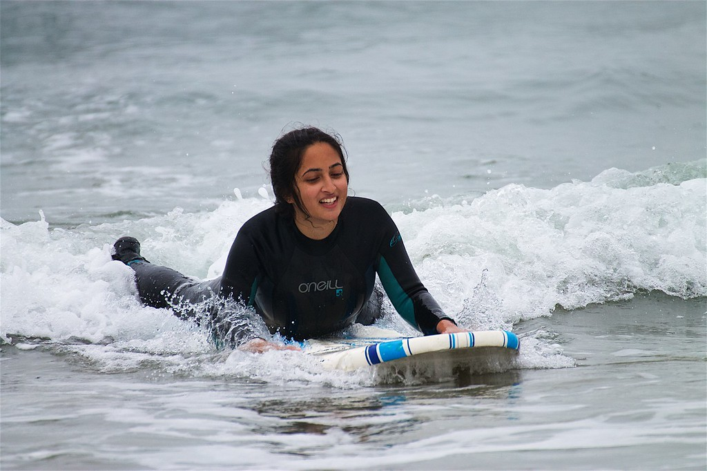 Saddleback Church Surfing Ministry Free Lessons, January, 06, 2018,  Photographer: Beth Bremmer