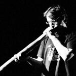 Daniel Pellegrini: percussions et didgeridoo