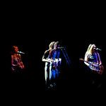THE BLUES CARAVAN 2009, Erja Lyytinen, Oli Brown, Joanne Shaw Taylor.