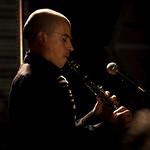 Franck Bornert : Chant, clarinette, percussions