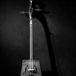 Morin Khoor, violon-cheval à deux cordes orné d'une tête de cheval, dont l'origine remonte au nomadisme.