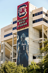 Gameday - SC vs CCU at Williams-Brice Stadium