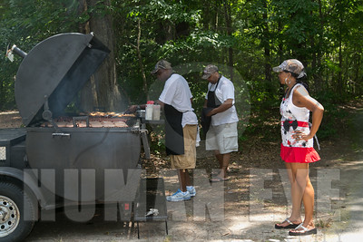 Saluda Shoal Cookout