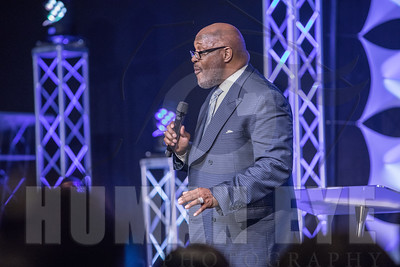 Bishop Marvin Winans at the Brook