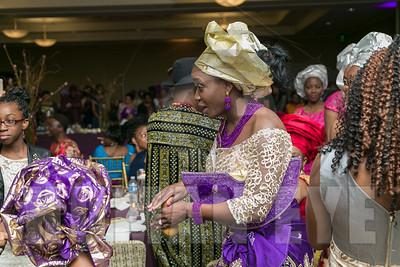 Nigerian Wedding Photograph