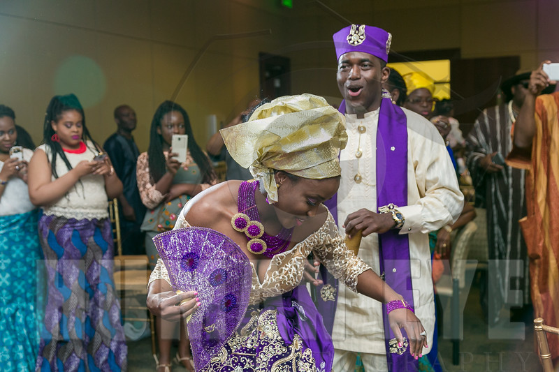 Nigerian Wedding Photograph