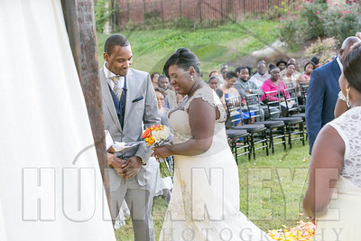 Stone River Wedding Photograph
