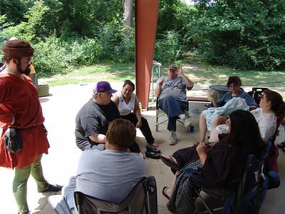 The Swamp Combat Seminar and Grilling Symposium: 2007