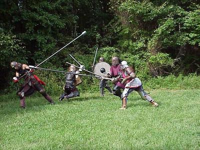 Celt War 2003