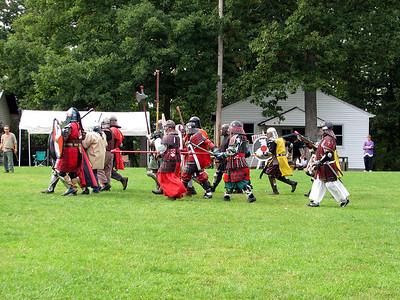 Siege of Glengarry, 10/27/08