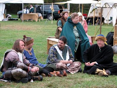 Storvik Baronial Birthday, 10/18/08