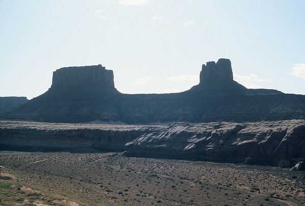 Buttes of the Cross, Canyonlands National Park.