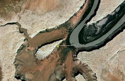 Canyonlands SCA Anderson Bottom 1974