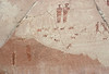 Pictographs, Horseshoe Canyon, Canyonlands National Park, Utak