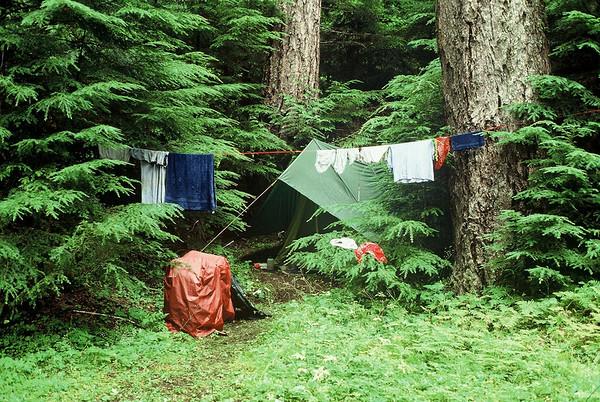 Living quarters.....