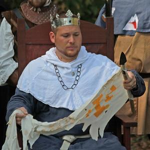 Coronation of Ragnarr and Lynette