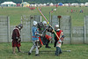 Pennsic XL - Saturday : Spars, Pole Arm tourney, Lost Boys and ten man melee team Tourney. Thanks to Gerhardt of Atlantia for alerting me to the last one.