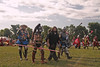 Pennsic XL - Thursday : Bridge battles, an Eastern Knighting and the Allied Champions battle.