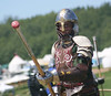 Pennsic  XXXV -  Saturday : Fencing pictures including Battle of Tortuga, more spars with a pole arm tourney and the Bog Olympics.