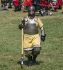 Pennsic XXXV - Thursday : Field battle, Belted Champions, Squires' Tourney and Glen Abhan court.