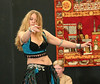 Pennsic XXXV - Tuesday : The Middle Eastern Dance Exhibition. While the fighters are in the woods, where I cannot go... not that I'm complaining.