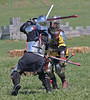 Pennsic XXXVII - The first week : Mostly just spars from about Wednesday thru Friday, plus some people abd scenes in the vicinity.