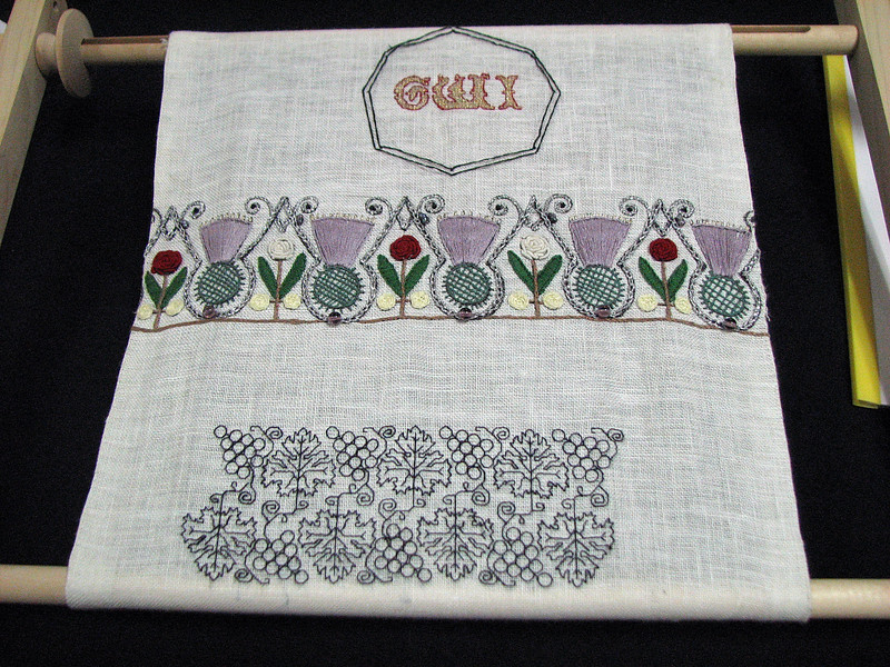 Isabel of Tir-y-Don's sampler for the Sampler Challenge