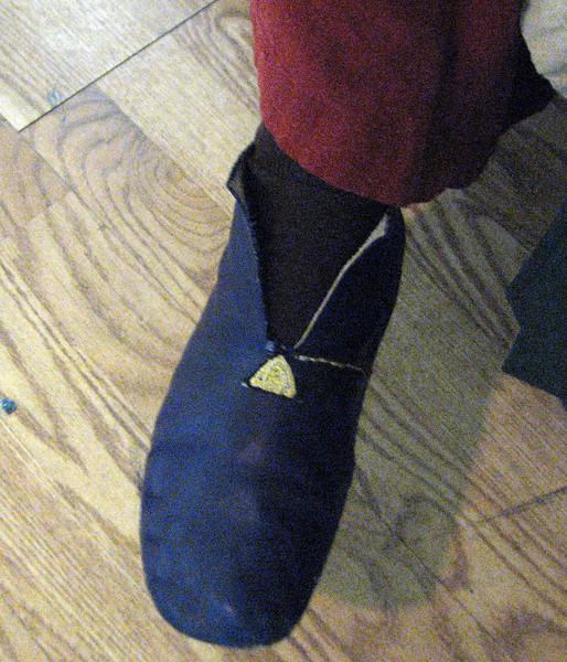 Shoes by Gabrielle Sendel