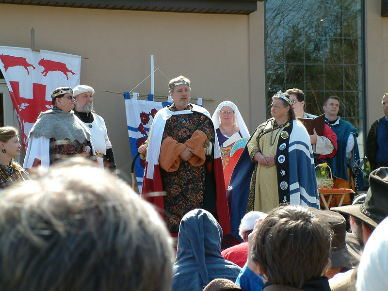 Stierbach Investiture 2008