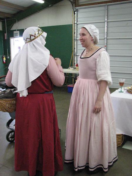 Alina and Greta.  Be afraid.  Be very afraid.