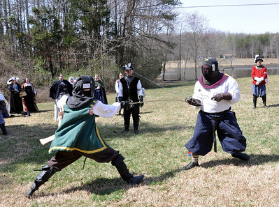 Defending the Gate -- Rapier (Mateu's Prize)
