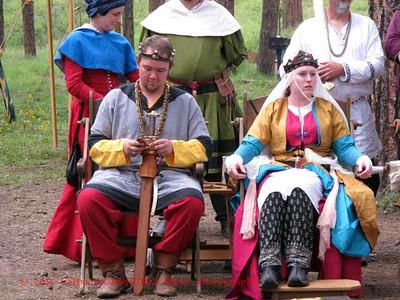 Barony of al-Barran Baron Sir Bardolf Gunwaltdson and Baroness Sabiha al-Zarqa al-Karak