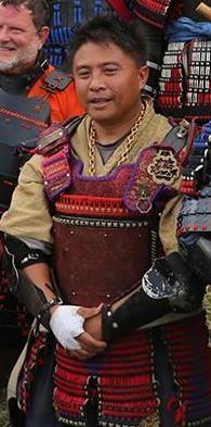 Sir Tanaka Raiko, Tyger of the East