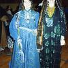 Two ladies at the Lakewood Ren Fair, 1989