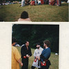 1990; Sir Eric Lambsson  Founder of the Weresheep with Sir Rolf Gunnarsson and Unknown