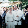 Hanse and Moruadh at Pennsic 1997