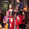 Edward II and Thyra I on their Elevation Day; 2012