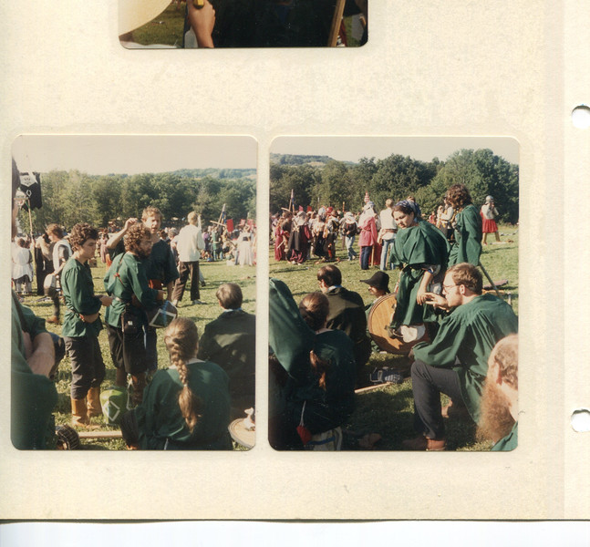 Pennsic, 1985, The Filthy Greenshirts Unit