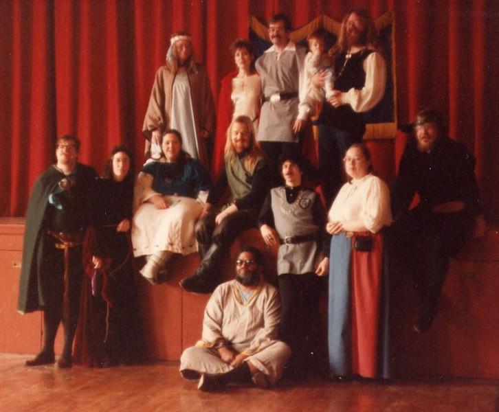 Carolingia 10 Celebration