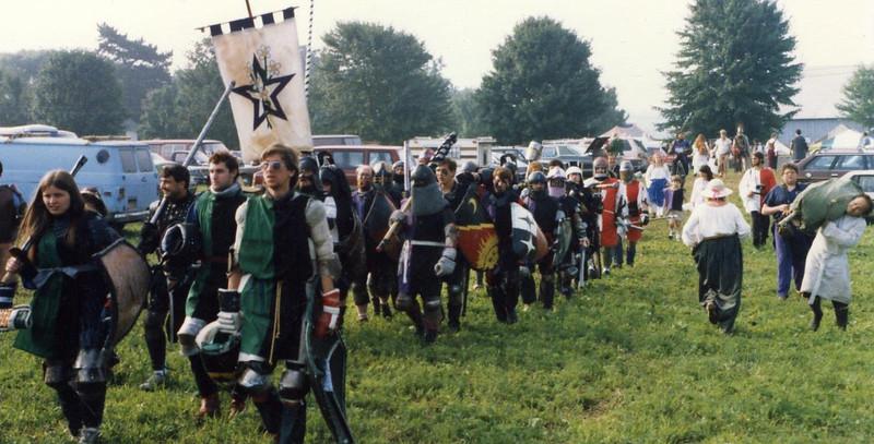 Wetlands Alliance, Von Halstern Fighting Unit. Late 1980s.