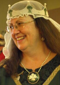 Mistress Ygraine Kellswood, Tyger of the East