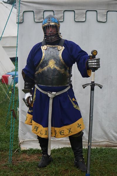 Gregor III at Pennsic