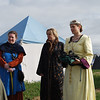 Lady Constance, HRM Kara of the West and HRH Marguerite of the East