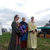 Mathias' Lady Wife Thyra, Lady Constance St. Denis and HRH Marguerite of the East