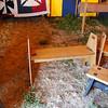 portable benches design