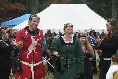 October 2009 - Crown Tournament