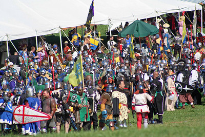 Pennsic 2006 - Field Battle